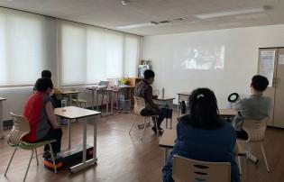 4월의 참누리장애인주간보호시설(1)
