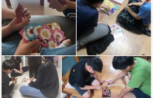 아동놀권리증진PG '노는것이 힘이다' 놀이도구 체험