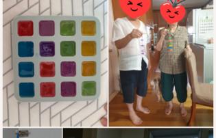 자봉활성화프로그램 3회기 실시 - 모스큐브방향제 만들기