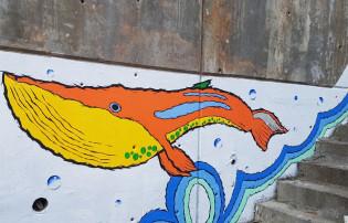 지역조직화사업 '행복드림' 벽화 사업 실시